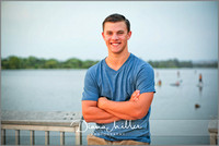 Nathan's Senior Portrait Session