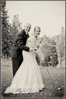 Heather and Jim's Golf wedding at Apple Mt. Golf Resort!